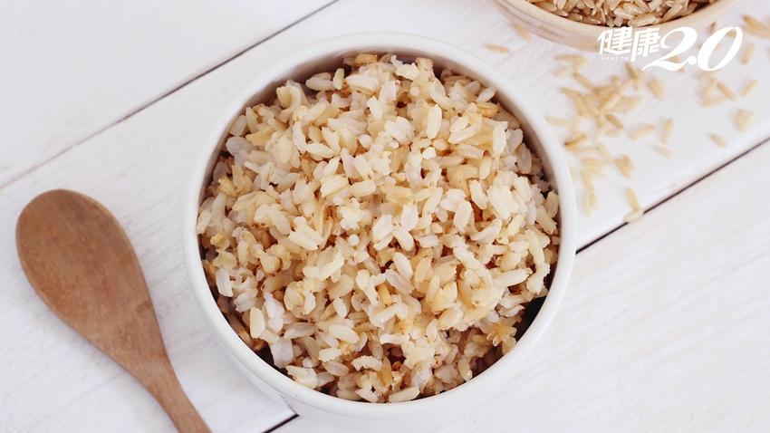 抗癌、減肥、改善痛風…糙米好處多,但要這樣煮才好吃