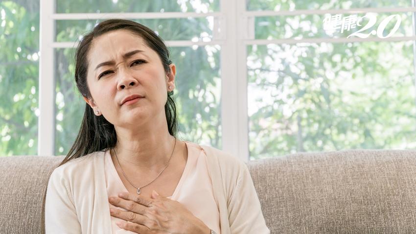 這年紀的女人心血管最易出問題 快學護心5招自保