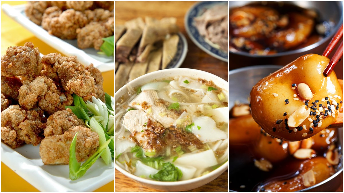 桃園美食大反攻!7排隊餐廳+10特色小吃:火鍋、港式、胡椒餅都有