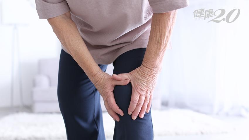 全台350萬人受膝關節退化之苦!該動手術嗎?醫師評估5要點