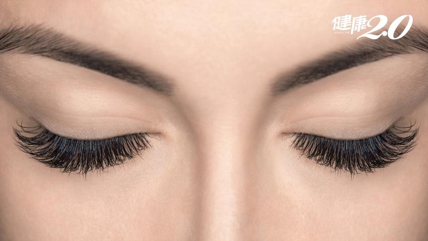 長針眼竟是假睫毛太髒?醫:洗臉「這步驟」很重要