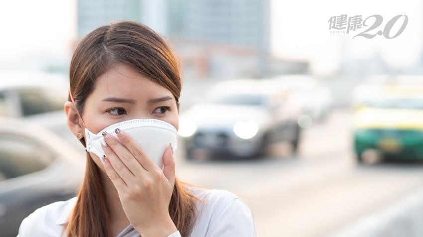 防空污傷害,如何挑清淨機、口罩、營養品?名醫用3表格教你
