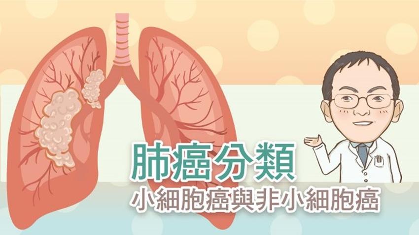 【懶人包】不抽菸卻得肺癌!肺癌種類差很大