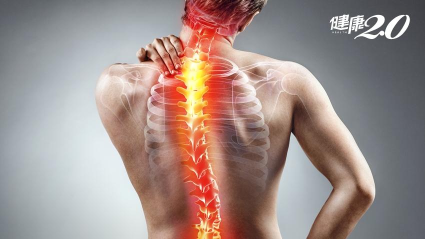 頸椎就像火車,一節故障全身壞光!每天3+1招預防關節病