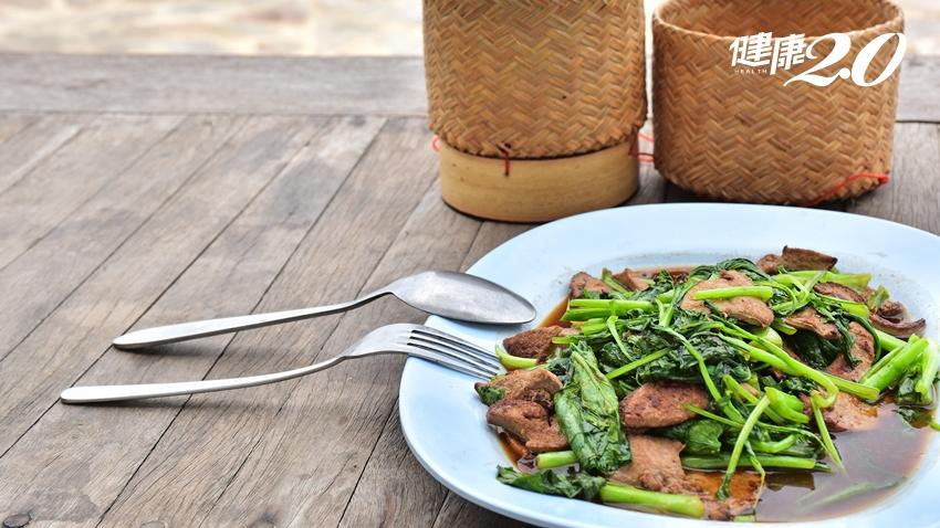 治感冒、強體力!春養肝藏血食療 試試1盤「補陽蔬菜」