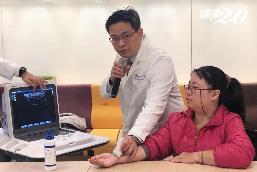 找不到原因的麻木疼痛…中醫針灸治療搭配「超音波」效果升級