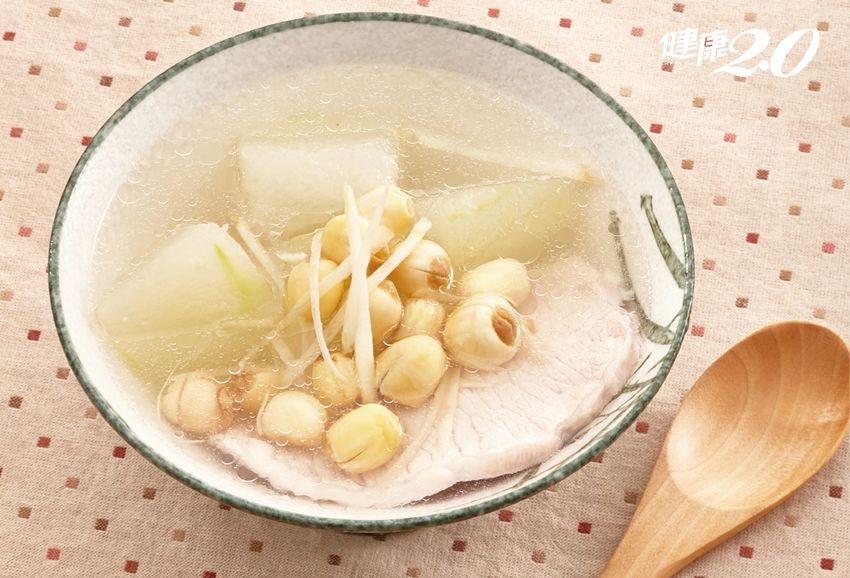 多喝湯會水腫?營養師力推3碗家常湯品,排水利尿人不腫