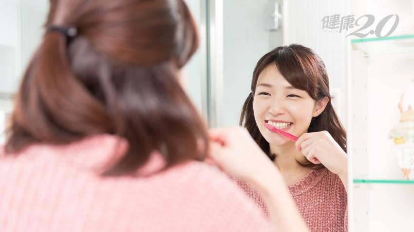 你的潔牙觀念正確嗎?醫師喊話:「這時候」別馬上刷牙!