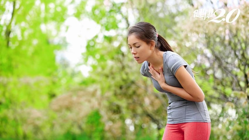 胸悶痛要注意!有這4症狀,小心氣胸