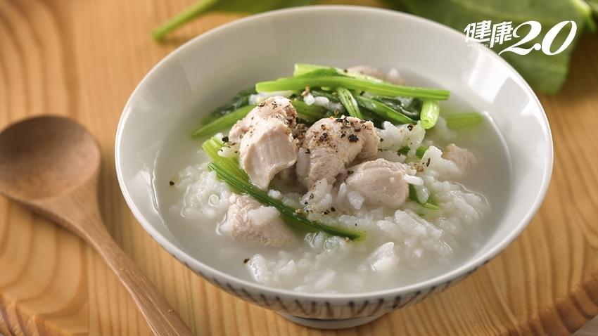 補五臟以「養肝」為先 一碗菠菜粥解肝毒、緩解春燥