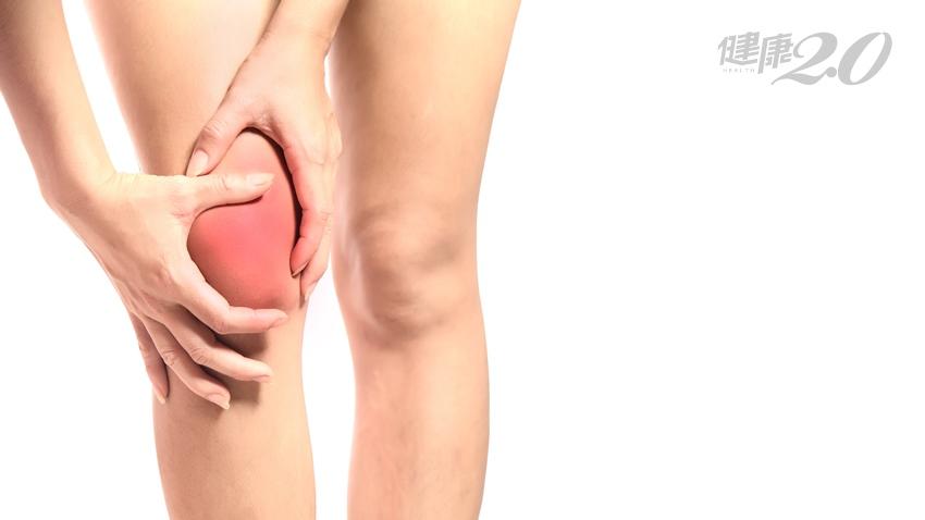 膝蓋傷到「這」關節炎恐提前 微創手術修補恢復行動力