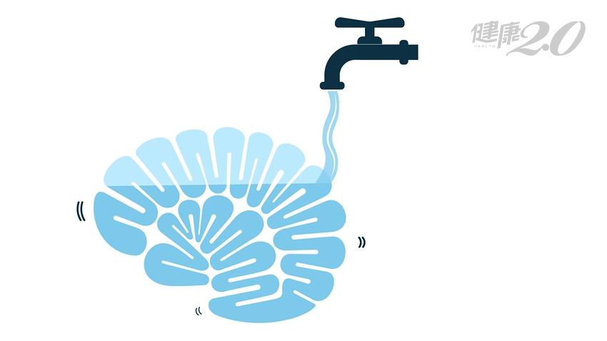 「缺水」不只是口渴!腦中風、關節痛、腦疲勞…從頭到腳都出事