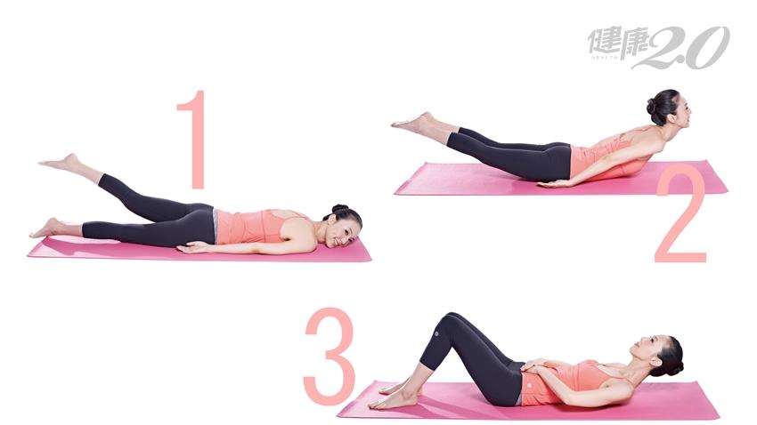 瞬間肌肉拉傷、閃到腰?骨科醫師教你簡單「肌力操」不再下背痛