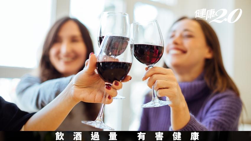 喝酒易臉紅,罹食道癌風險增!近5成國人都有危險