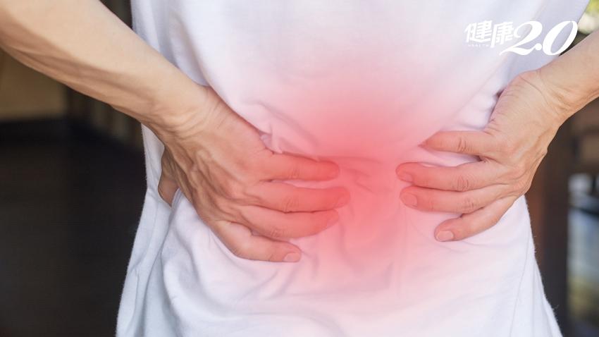 15%下背痛找不出原因…痛處在「褲腰帶以下」恐是薦髂關節病變