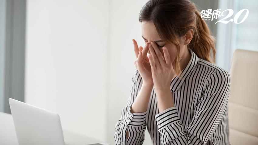 眼睛乾澀、有異物感 乾眼症中醫有2 種, 你是哪一種?