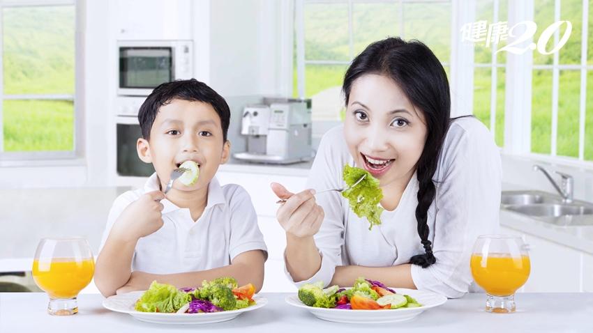 餐餐外食,全家都便袐!飲食通樂法 解決「滿腹黃金」