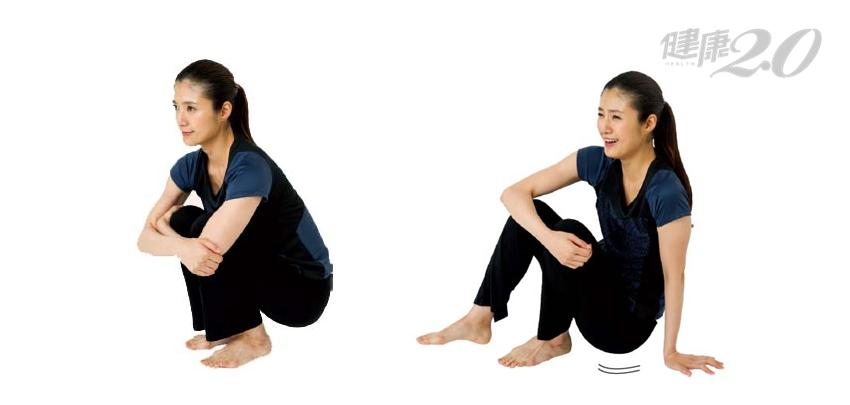 跟腱太緊繃,腰膝肩痛都上身!7個自我檢查了解「跟腱緊繃度」