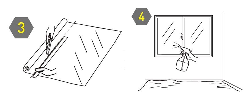 迎接夏日熱浪,窗戶隔熱紙是省電高手!達人傳授DIY 7步驟就搞定