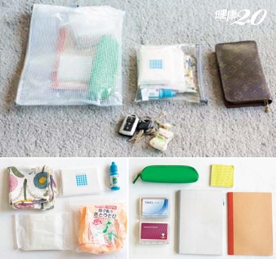 圖解!整理錢包、隨身包是「捨物練習」的入門之道