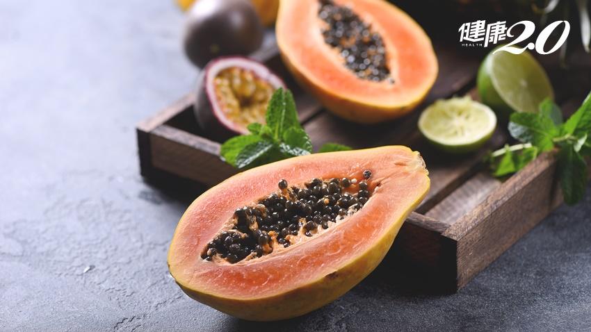 木瓜是「百藥之王」? 營養師說:吃對了可解脹氣