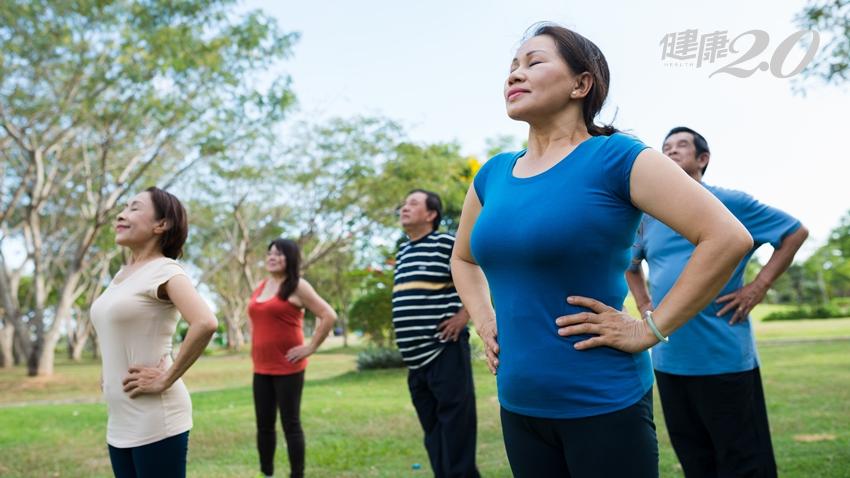 長壽的養生祕密無它 「呼吸、調息、導引、養氣」是關鍵
