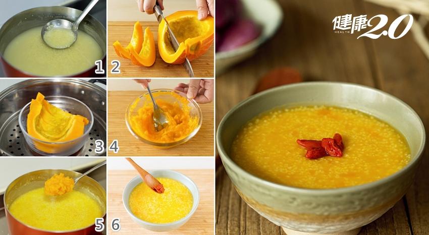 自己做好簡單!甜而不膩3款粥 祛濕養顏、補肝腎、益精氣