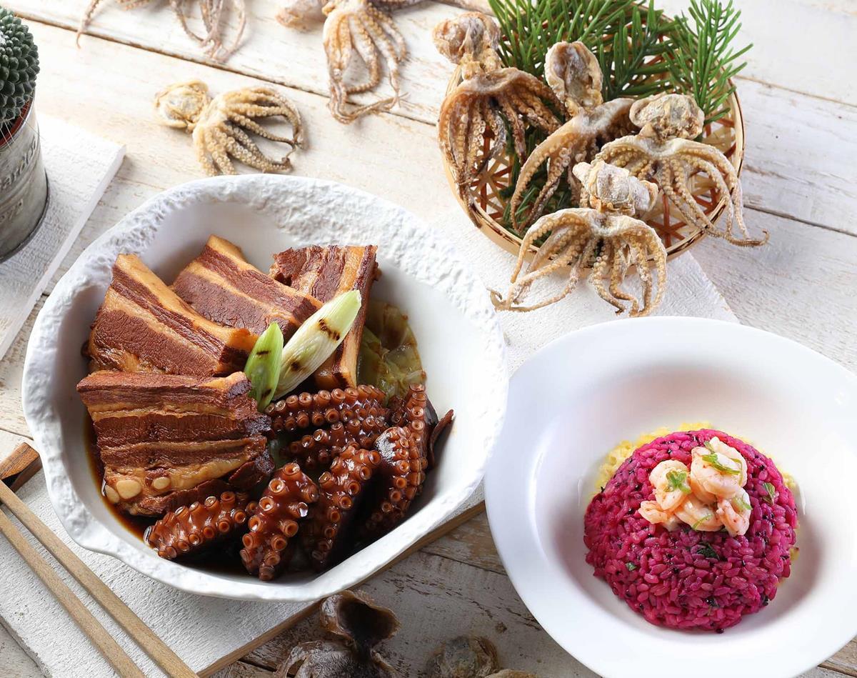 澎湖食材直送!50樓Café推「澎湖海鮮美食季」帶殼牡蠣、火燒蝦吃到飽