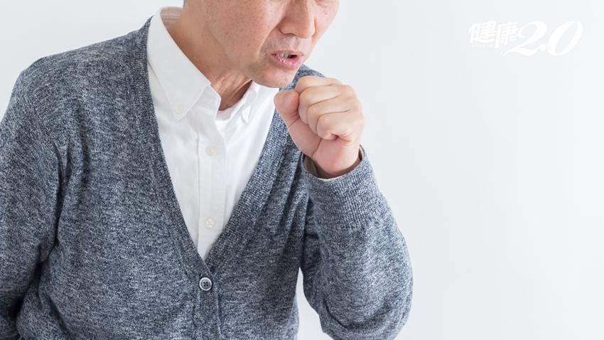 老菸槍「喘咳痰」別忽視!肺阻塞最怕急性發作,生命也難保