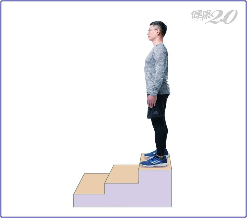 可以放心下樓梯了!達人鄭雲龍3法寶教你輕鬆下,不傷膝