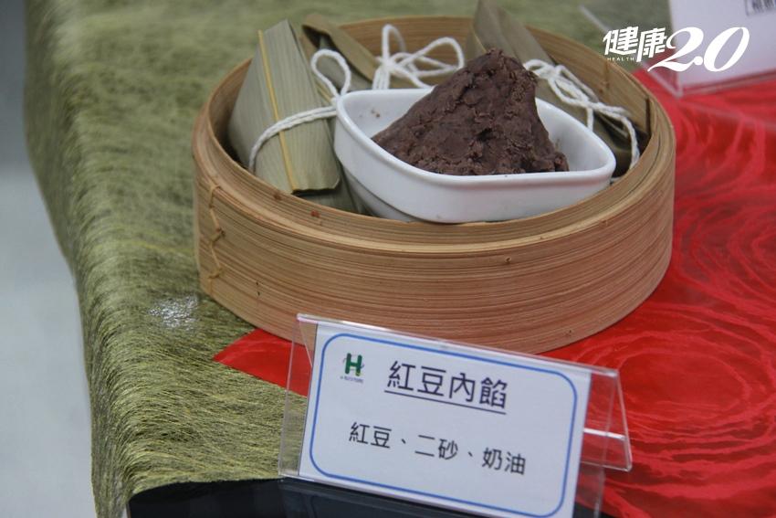 吃粽不增重?營養師教5秘訣,還有「彩虹健康豆腐粽」