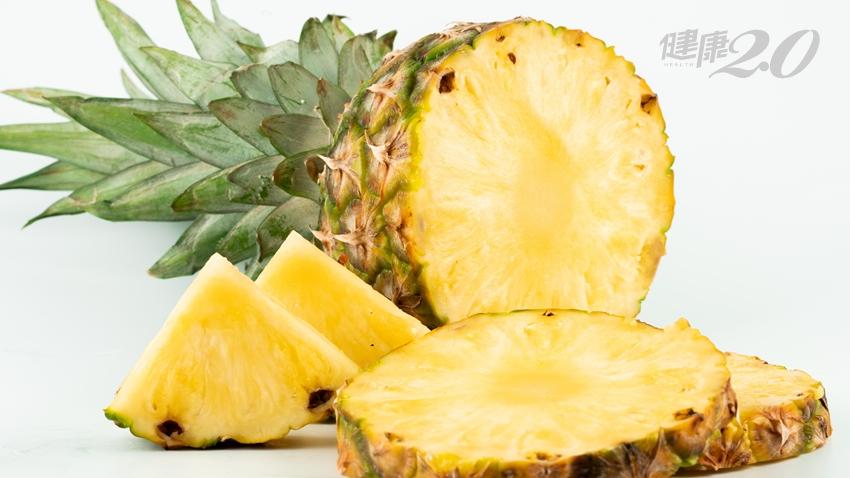 最新!鳳梨可改善飛蚊症 每天吃「這個量」就夠了,糖尿病友也可吃