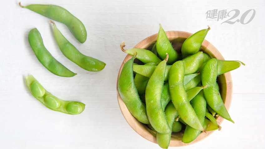 無敵下酒菜也是減肥高手!營養師教你「毛豆」當點心 吃飽瘦身又補血