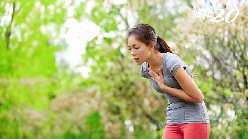 女版鋼鐵人胸悶意外發現罹雙癌 逾50歲防癌必做這2項檢查