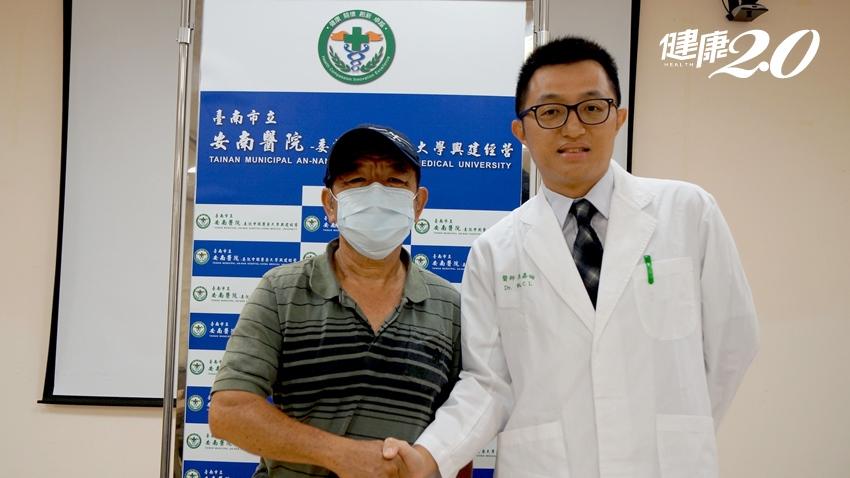 腹脹、腹痛竟是大腸堵了2顆腫瘤!腹腔鏡手術一次解決,保肛成功
