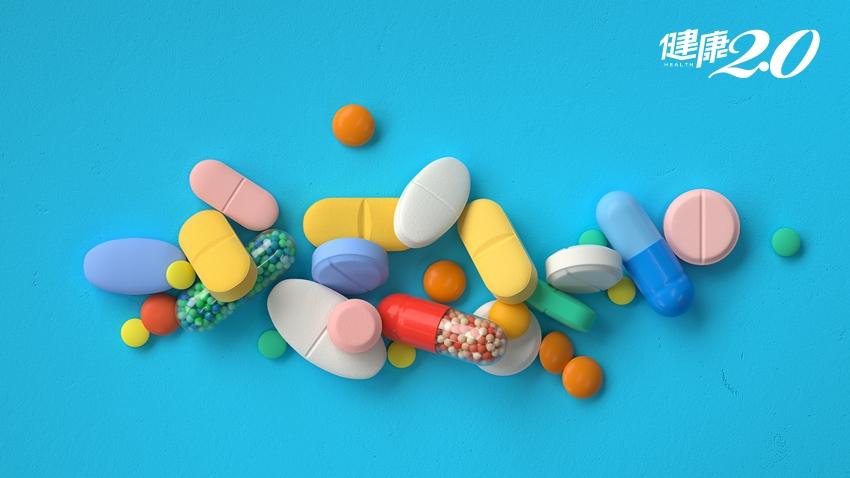 吃藥後出現紅疹、眼睛腫?藥物過敏有危險 6大徵兆要警覺