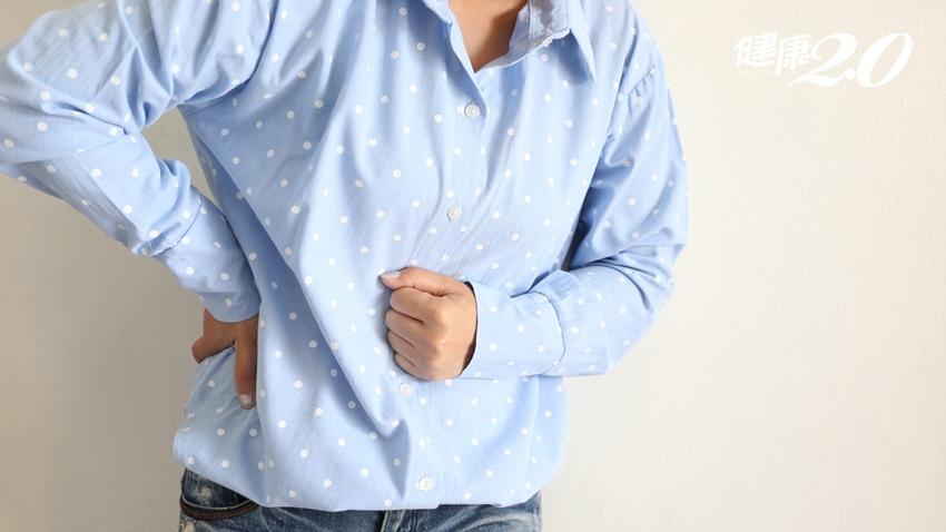陰囊腫大竟是肝硬化!肚子變大、月經失調、下肢水腫…這些都不可輕忽