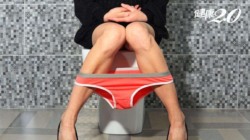 妳的尿尿姿勢正確嗎?做錯當心尿失禁!泌尿科權威一張圖告訴你