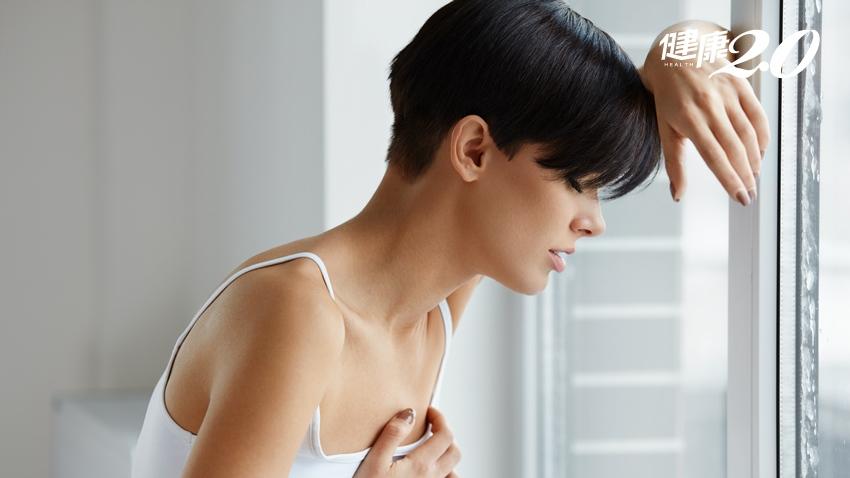 夏天防中暑,更要小「心」 女性出現4症狀更不能輕忽