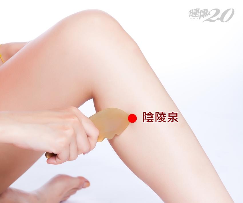 打開人體出水口!腋下、膝窩藏有祛濕重點穴