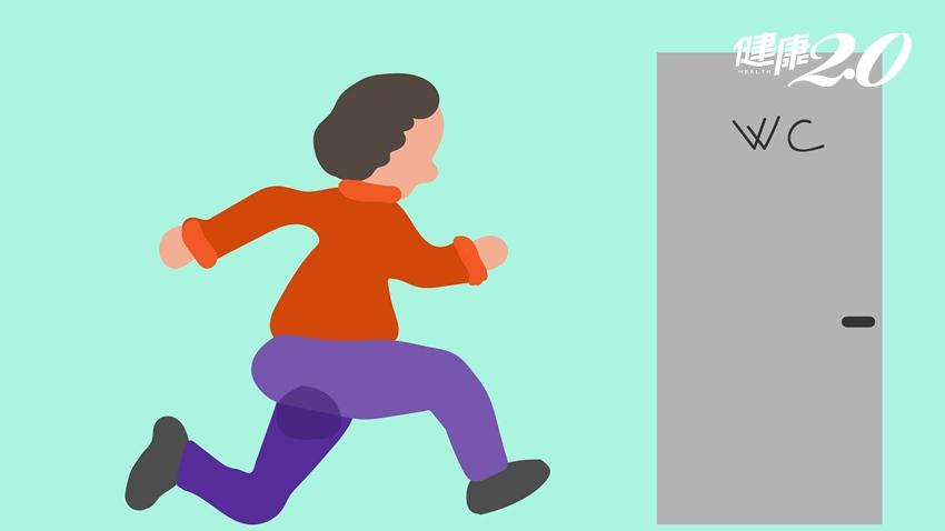 長期夜尿竟是腎臟鹿角結石惹禍 女性夜尿原因不單純 快檢查