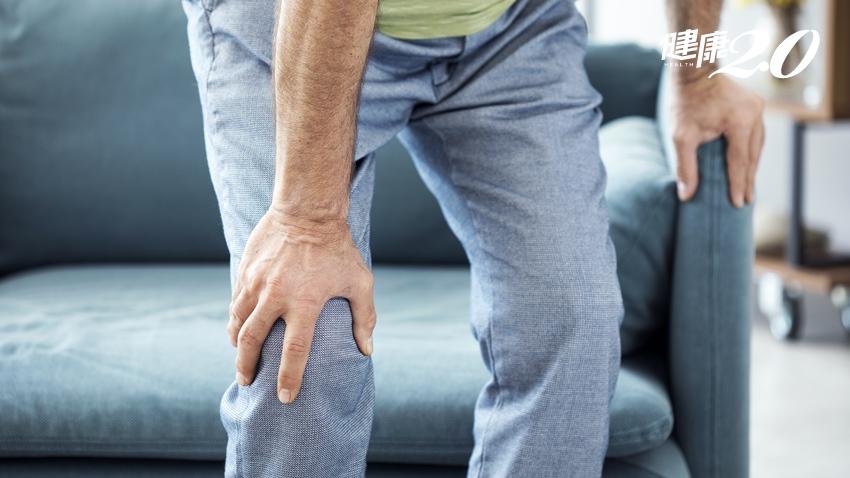 膝蓋痛不一定要換關節 「新保膝術」至少10年不用換關節