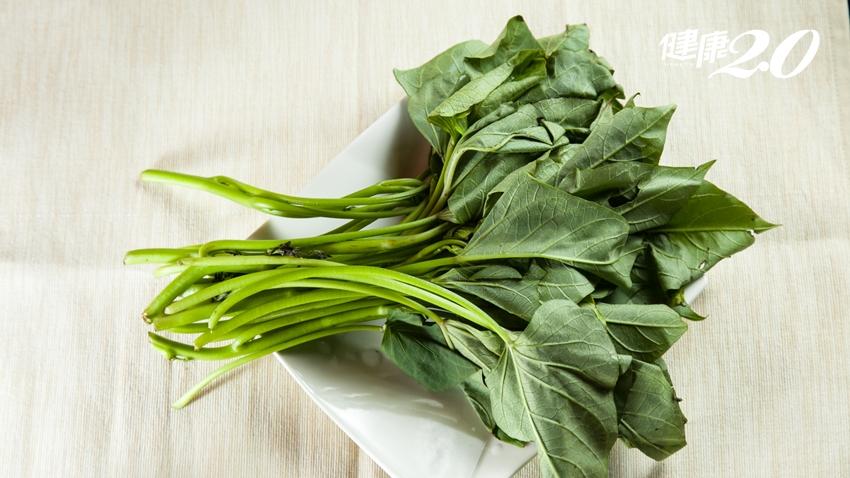 「地瓜葉」抗癌補氣、降膽固醇!8個意外好處 更年期快吃