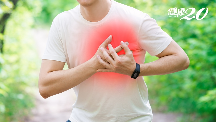 沒心臟病也可能會「心因性猝死」!頭暈、胸悶要格外注意