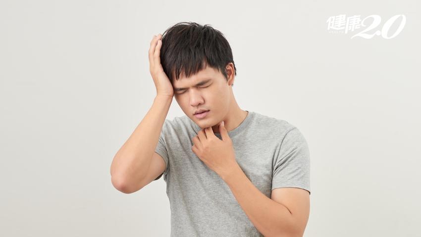 男大生得A流感高燒不退 醫:流感重症死亡率15% 6症狀不要輕忽速就醫