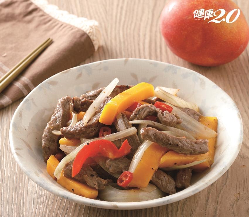 提振夏天食慾!芒果入菜鮮甜又開胃 挑對品種更對味