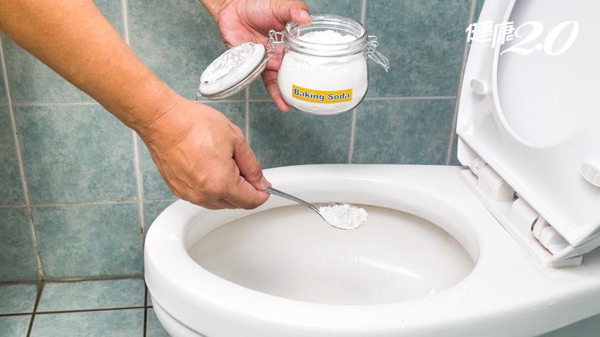 去油、除臭、漂白、除茶垢 小蘇打粉聰明用法一次備齊!