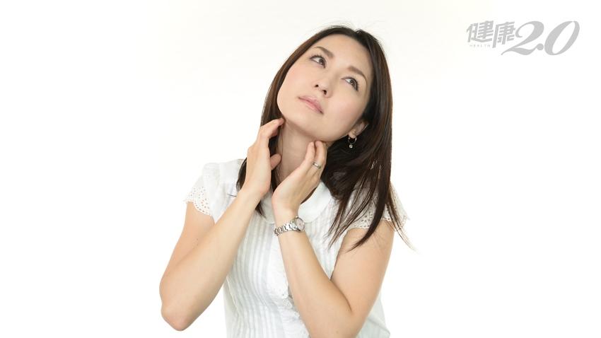 不會痛的頸部塊恐是癌轉移 醫師3重點教你分辨