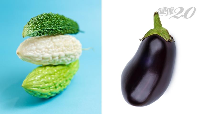 夏季涼補解熱 中醫教你吃3味、營養師最愛一綠一紫