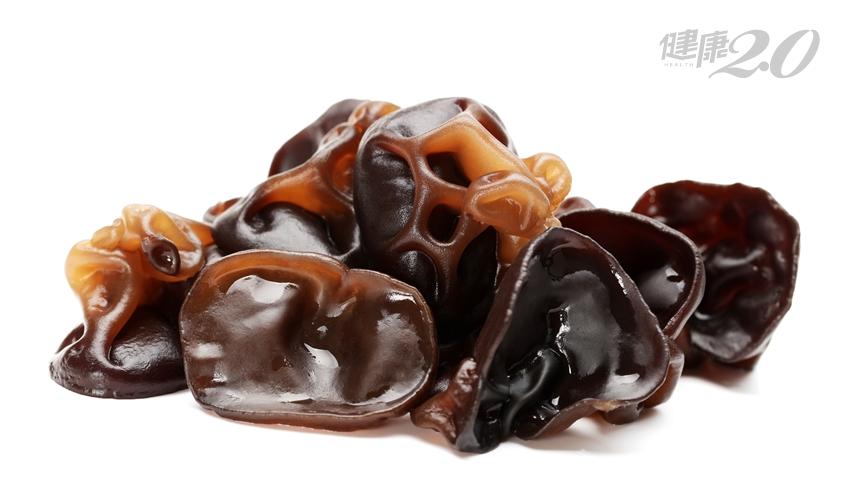清腸、減肥、防血管硬化!「黑木耳」好處多 有禁忌別吃錯